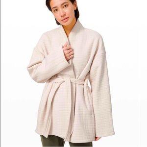 New Lululemon Serene Jacket, 10